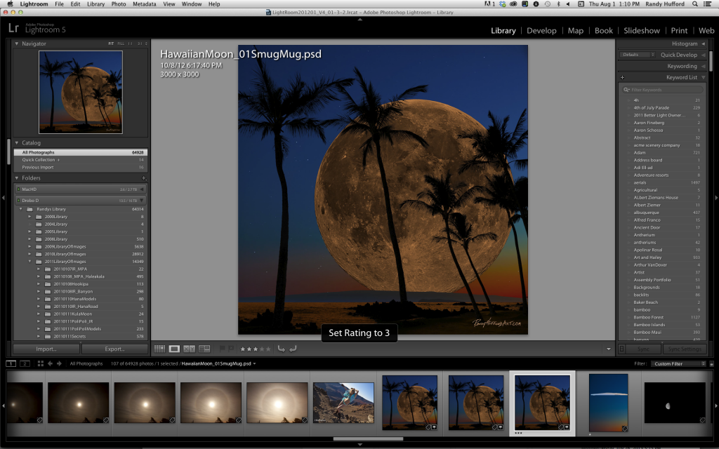 Lightroom 5 has great features and benefits